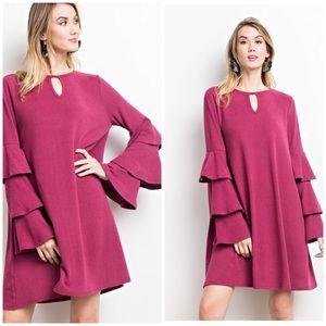❗️ARRIVED❗️LIMITED STOCK❗️Swing Tunic Slip Dress
